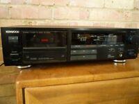 Kenwood KX 3010 Cassette deck