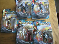 5 thundercats figures