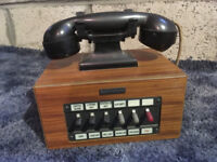 Vintage Dictograph Telephone System