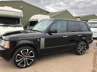 Range Rover vogue,17 stamp service history! 22 inch alloys