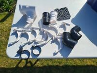 Gutter and downpipe fittings £10