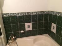 Bathroom or Kitchen Patterned tiles for free