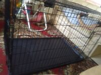 Extra large dog cage