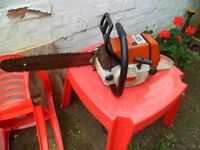 stihl 034 chain saw