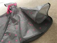 Children's rain poncho