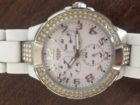 Ladies GUESS watch.