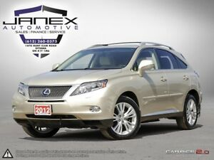 2012 Lexus RX 450h ACCIDENT FREE | NAVI | R.CAM | LEATHER | H...