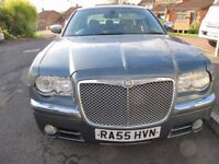 chrysler 300c with lpg conversion 51 p per litre great economy