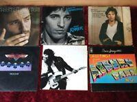 15 vinyl albums