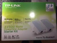 TP Link Powerline Adaptors