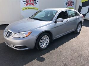 2013 Chrysler 200 LX, Automatic, Traction Control, 56,000km