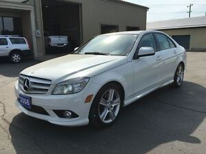 2008 Mercedes-Benz C-Class 3.0L 4-MATIC CALL BELLEVILLE $115.34