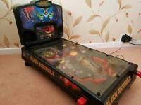 Alien assault pinball machine