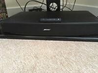 Bose solo Tv sound base