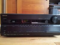 Home cinema system - onkyo 705 amp with MS 206 821C speakers