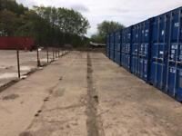 20ft Self Storage Available Dundee