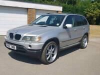 For sale BMW X5 SPORT 3.0D 53 PLATE R22 WHEELS READ ADVERT.