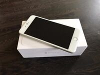 I phone 6 plus - 64gb silver unlocked to any network