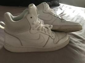 Size 9 Nike high tops