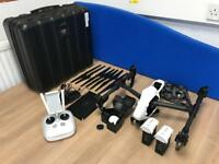 DJI Inspire 1 V2, Additional Battery and Hard Carry Case