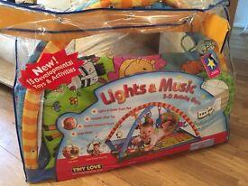 Children's Baby's Play Mat