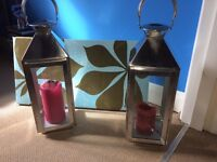 Lanterns wedding/darden dressing