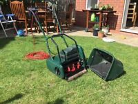 Atco 14S Electric Self Propelled Lawn Mower for sale