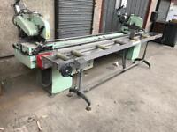 Commercial circular saw wood work cutting machine machinery's wood cutting machine