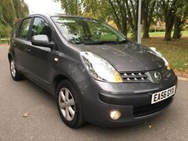 Nissan Note (choice of 3 in stock)
