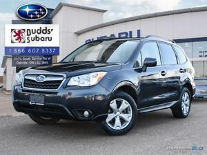 2016 Subaru Forester 2.5i Touring at