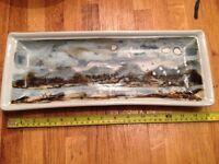 highland stoneware Terrine / Pate plate