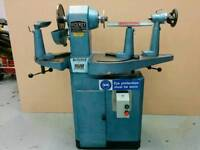 Viceroy TDS6 bowl turning lathe. Ex high school, delivery available.