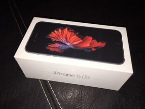 Brand New Apple iPhone 6s - 64GB - Space Gray, Sim-Free, (Unlocked)