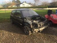 Clio 172 182 breaking for spares