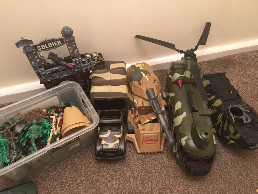 Boys army bundle