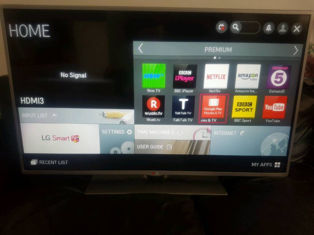 LG 42 INCH SMART FULL HD 1080P LED TV IN BOX EITH REMOTE AND STAND NOT  PANASONIC SONY SAMSUNG | in Angel, London | Gumtree
