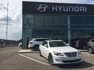 2012 Hyundai Genesis 5.0 R-Spec - LEATHER, MEMORY SEATS, SUNROOF