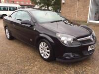 2008 Vauxhall Astra Twin top sPort 1.6 Low Mileage, Long Mot, Run Very Smooth, Clean In & Out