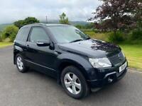 2010 Suzuki Grand Vitara SZ4 DDIS black