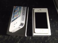 iPhone4 8gb, White.