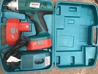 basemann cordless impact wrench 24v