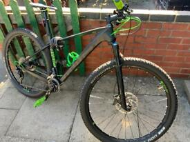 GHOST LECTOR CARBON MOUNTAIN BIKE