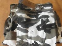 brand new mens combat motorcycle trousers