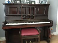 Henry Sampson Upright Piano