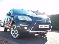 2009 Ford Kuga TITANIUM TDCI *LOW MILES*F.S.H.*
