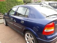 Astra 1.6 71.000 swap corsa why
