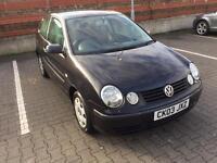 2003 Volkswagen Polo 1.2 Petrol