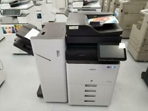 Latest Current Model Samsung MultiXpress SL-X7600LX 7600 Color Laser Multifunction Printer Copier