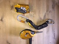 Petzl id asap and absorbica