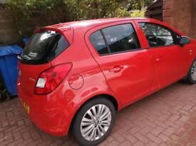 Vauxhall corsa cdti 2011 1.3 diesel 7 mot